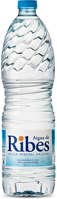 Aigua de Ribes 1,5 l